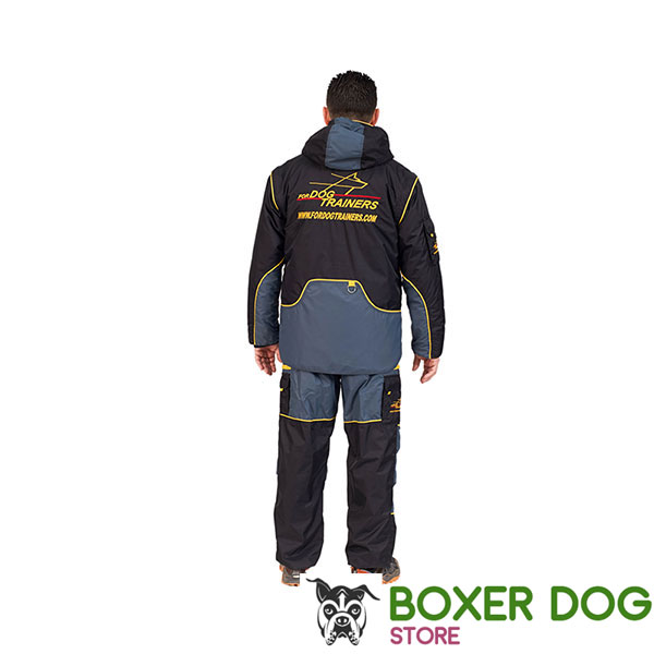 Train your Canine in Lightweight and Weatherproof Suit