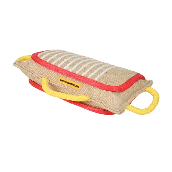 Durable Jute Bite Pad for Grip Improving