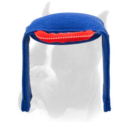 French Linen  Pad for Schutzhund Training