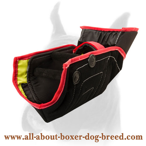 Strong Training Boxer Sleeve for Growing Puppies