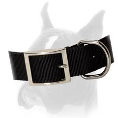 Boxer stylish Nylon Collar