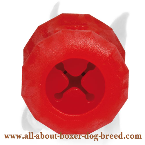 Rolling Feeder Chew Toy for Treat Dispensing Large Size