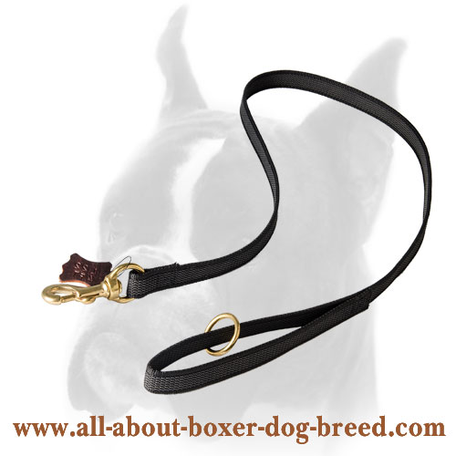 Boxer Multitask Nylon Leash